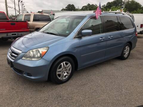 2006 Honda Odyssey for sale at Mega Autosports in Chesapeake VA
