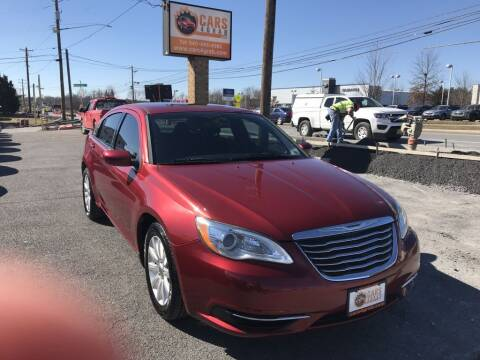 2014 Chrysler 200 for sale at Cars 4 Grab in Winchester VA