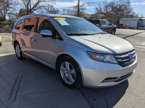 2014 Honda Odyssey for sale at A & A IMPORTS OF TN in Madison TN
