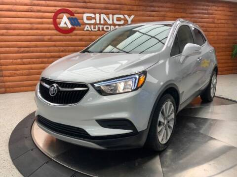 2018 Buick Encore for sale at Dixie Motors in Fairfield OH