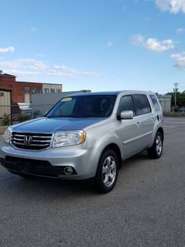 2013 Honda Pilot for sale at iDrive in New Bedford MA