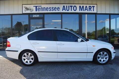 2002 BMW 3 Series for sale at Tennessee Auto Mart Columbia in Columbia TN