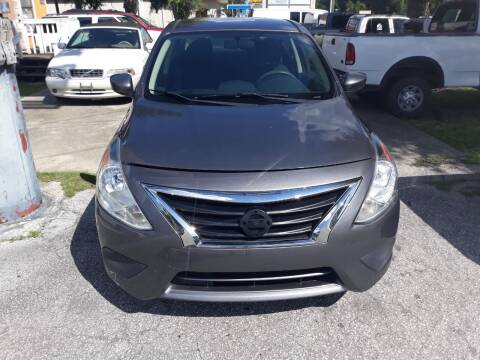 2016 Nissan Versa for sale at U-Safe Auto Sales in Deland FL