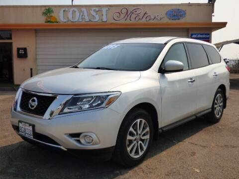 2014 Nissan Pathfinder for sale at Coast Motors in Arroyo Grande CA