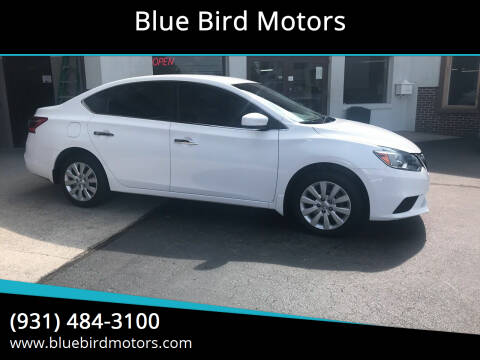 2017 Nissan Sentra for sale at Blue Bird Motors in Crossville TN