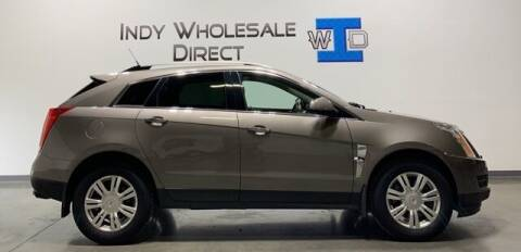 2011 Cadillac SRX for sale at Indy Wholesale Direct in Carmel IN
