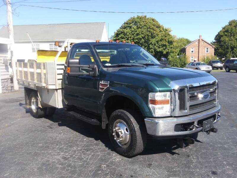 2008 Ford F-350 Super Duty 4X4 2dr Regular Cab 140.8-164.8 in. WB - Hanover PA