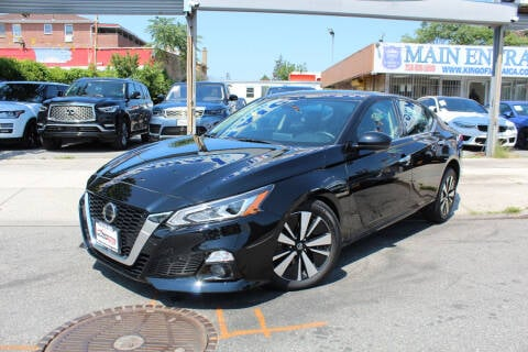 2020 Nissan Altima for sale at MIKEY AUTO INC in Hollis NY