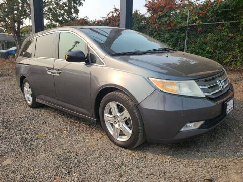 2011 Honda Odyssey for sale at Universal Auto Sales in Salem OR