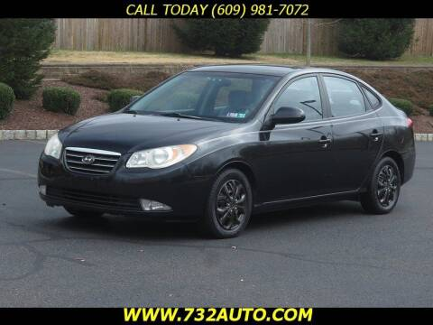 2007 Hyundai Elantra for sale at Absolute Auto Solutions in Hamilton NJ