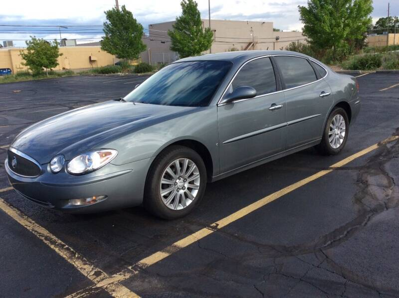 2007 Buick LaCrosse for sale at AROUND THE WORLD AUTO SALES in Denver CO