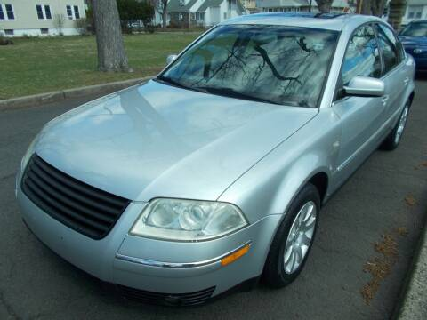 2001 Volkswagen Passat for sale at Mercury Auto Sales in Woodland Park NJ