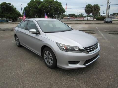2015 Honda Accord for sale at United Auto Center in Davie FL