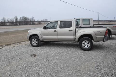 2007 Toyota Tacoma for sale at Brett's Automotive in Kahoka MO