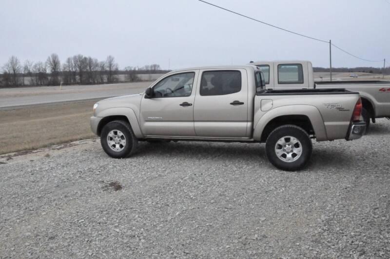2007 Toyota Tacoma for sale at Brett's Automotive in Kahoka MO
