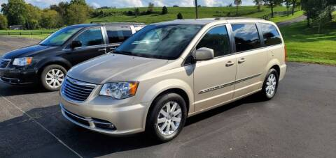 2015 Chrysler Town and Country for sale at Gallia Auto Sales in Bidwell OH