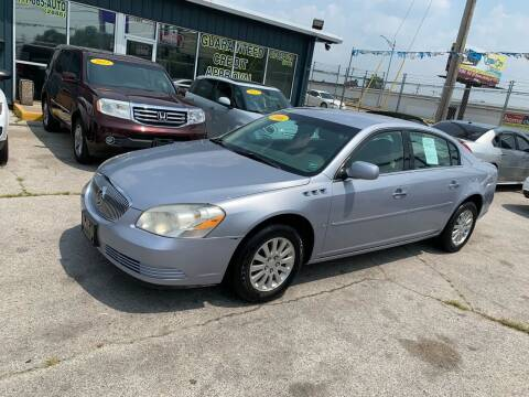 2006 Buick Lucerne for sale at Car Barn of Springfield in Springfield MO