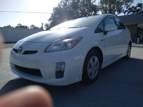 2010 Toyota Prius for sale at NINO AUTO SALES INC in Jacksonville FL