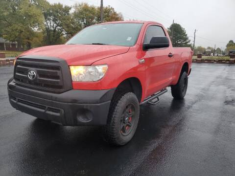 2012 Toyota Tundra for sale at Bailey Family Auto Sales in Lincoln AR