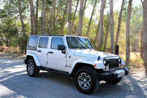 2011 Jeep Wrangler Unlimited for sale at Northwest Premier Auto Sales in West Richland WA