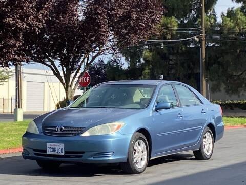 2004 Toyota Camry for sale at AutoAffari LLC in Sacramento CA