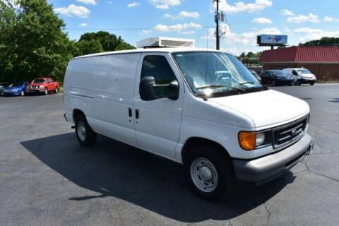 2006 Ford E-Series Cargo for sale at Adams Auto Group Inc. in Charlotte NC