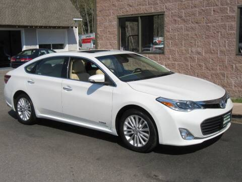 2014 Toyota Avalon Hybrid for sale at Advantage Automobile Investments, Inc in Littleton MA