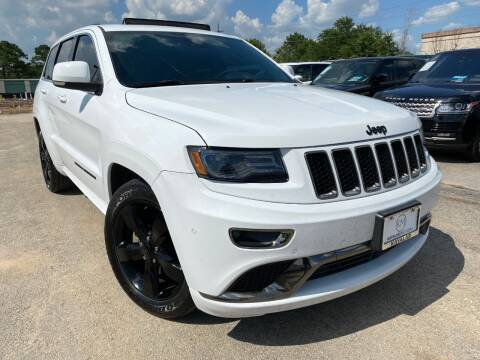 2015 Jeep Grand Cherokee for sale at KAYALAR MOTORS in Houston TX