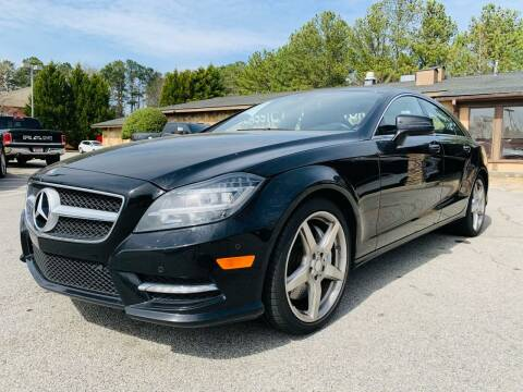 2013 Mercedes-Benz CLS for sale at Classic Luxury Motors in Buford GA