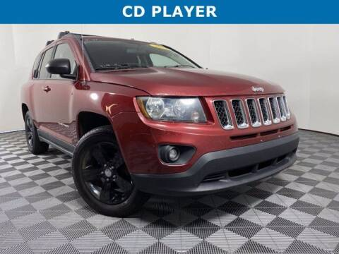 2014 Jeep Compass for sale at GotJobNeedCar.com in Alliance OH