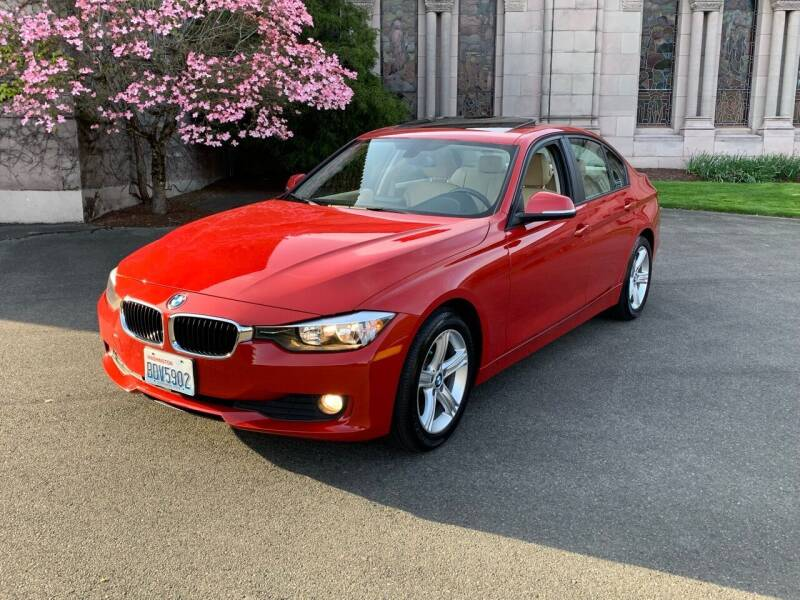2014 BMW 3 Series for sale at First Union Auto in Seattle WA