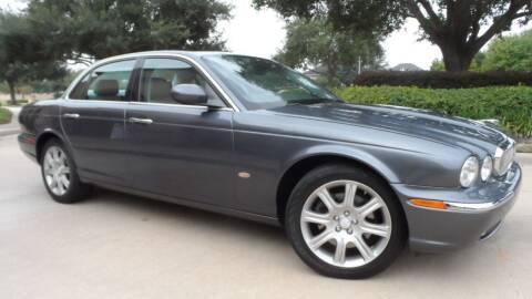 2006 Jaguar XJ-Series for sale at Exhibit Sport Motors in Houston TX