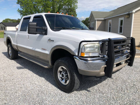 2004 Ford F-250 Super Duty for sale at Curtis Wright Motors in Maryville TN