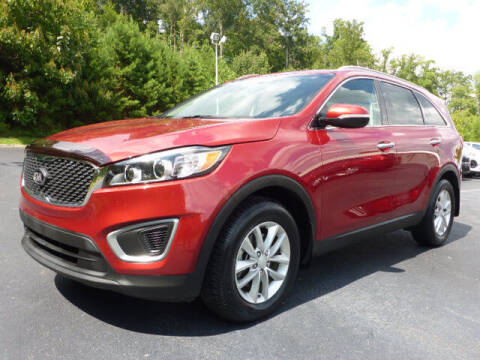 2016 Kia Sorento for sale at RUSTY WALLACE KIA OF KNOXVILLE in Knoxville TN