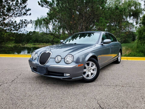 2004 Jaguar S-Type for sale at Excalibur Auto Sales in Palatine IL