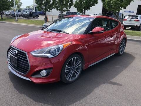 2016 Hyundai Veloster for sale at Karl Pre-Owned in Glidden IA