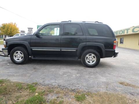 2004 Chevrolet Tahoe for sale at Credit Cars of NWA in Bentonville AR