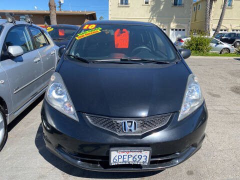 2010 Honda Fit for sale at North County Auto in Oceanside CA