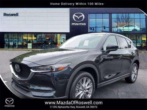 2020 Mazda CX-5 for sale at Mazda Of Roswell in Roswell GA