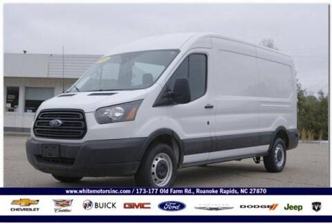 2019 Ford Transit Cargo for sale at WHITE MOTORS INC in Roanoke Rapids NC