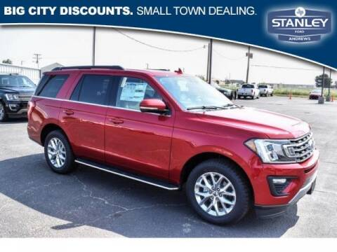 2021 Ford Expedition for sale at STANLEY FORD ANDREWS in Andrews TX