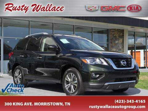2019 Nissan Pathfinder for sale at RUSTY WALLACE CADILLAC GMC KIA in Morristown TN