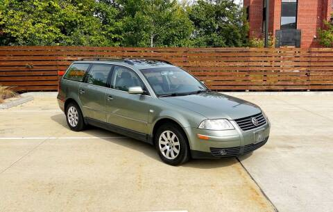 2001 Volkswagen Passat for sale at Cartopia Auto Sales in Saint Louis MO
