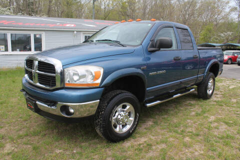 2006 Dodge Ram Pickup 2500 for sale at Manny's Auto Sales in Winslow NJ