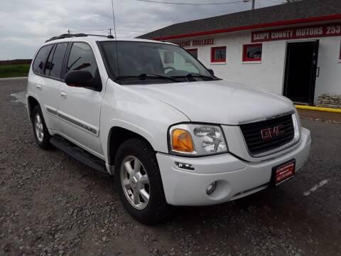 2005 GMC Envoy for sale at Sarpy County Motors in Springfield NE