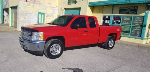 2013 Chevrolet Silverado 1500 for sale at Stewart Auto Sales Inc in Central City NE