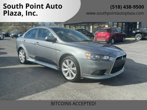 2014 Mitsubishi Lancer for sale at South Point Auto Plaza, Inc. in Albany NY