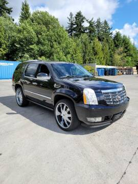 2008 Cadillac Escalade for sale at RICKIES AUTO, LLC. in Portland OR