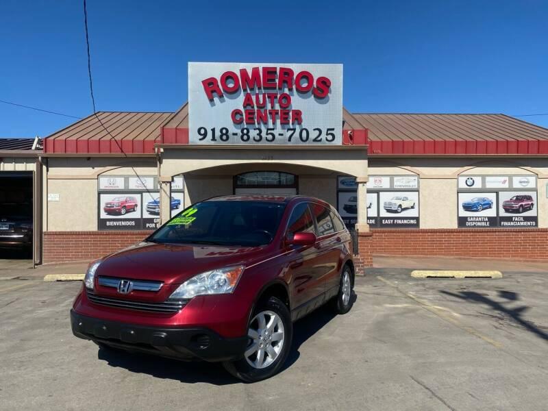 2009 Honda CR-V for sale at Romeros Auto Center in Tulsa OK