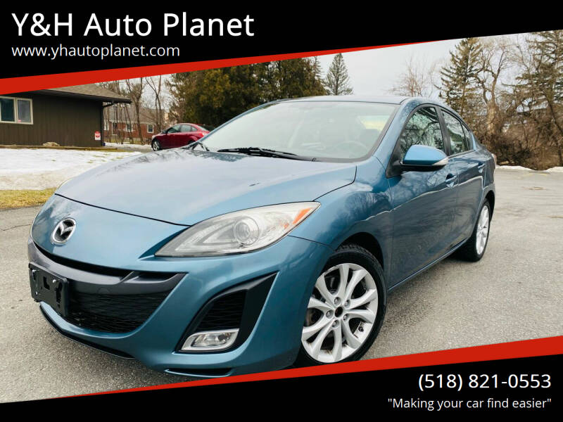 2010 Mazda MAZDA3 for sale at Y&H Auto Planet in West Sand Lake NY